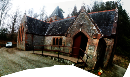 Invergarry Church of Scotland