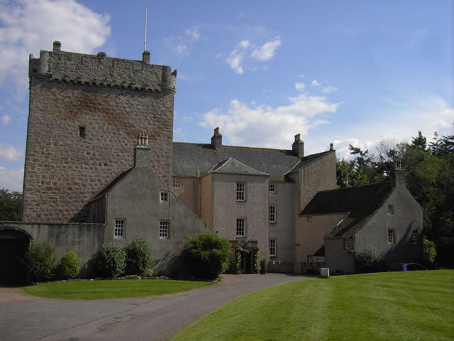 Kilravock-castle
